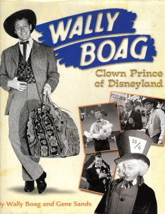 Wally Boag Autobiography Cover